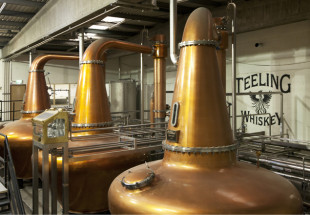 Teeling Whiskey Distillery Tour 2018