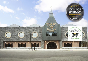 Tour of Teeling Whiskey Distillery