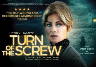 Ticket to 'Turn of the Screw' at The Gaiety