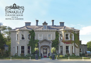 1 Night's B&B for 2, at Tinakilly Country House
