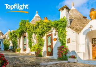 Seven night trip to Puglia with Topflight