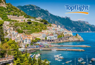 Luxury trip to Sorrento with TOPFLIGHT