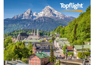 Austrian summer tour for two with Topflight