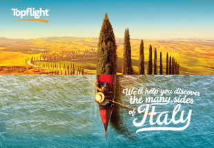 Topflight 7 night stay in Sorrento, May 2018