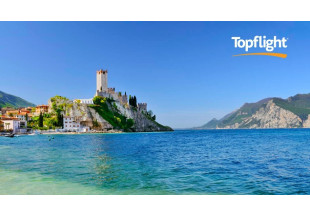7 nights in 4* Hotel in Malcesine with Topflight