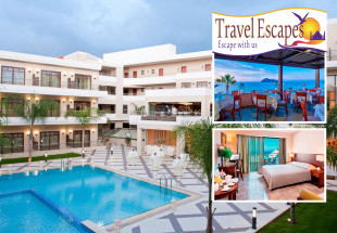 7 night All Inclusive Crete holiday