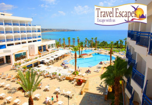 7 nights in Paphos, Cyprus