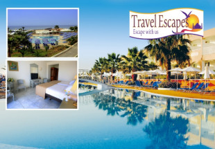 Travel Escapes 5* Corfu holiday 2nd May