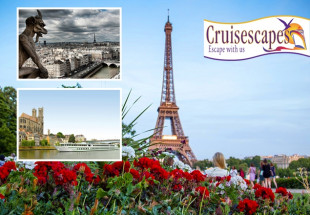 Paris River Cruise with Cruisescapes