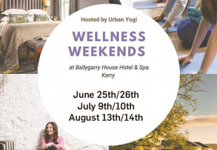 Yoga and Fitness weekends with Urban Yogi