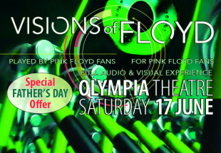 Visions of Floyd tickets