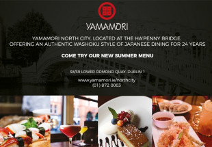 Exclusive tasting menu for two from Yamamori