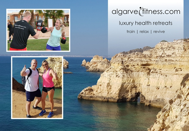 Algarve Fitness All incl Algarve holiday