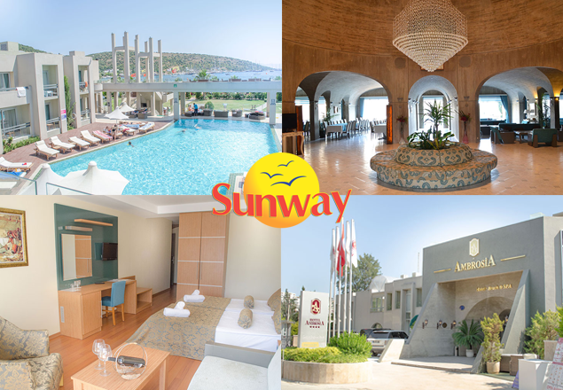 Four star escape to Bodrum with Sunway Holidays