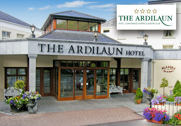 Luxury Two Night Stay at The Ardilaun Hotel