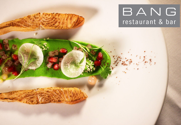Bang Restaurant Tasting Menu €69