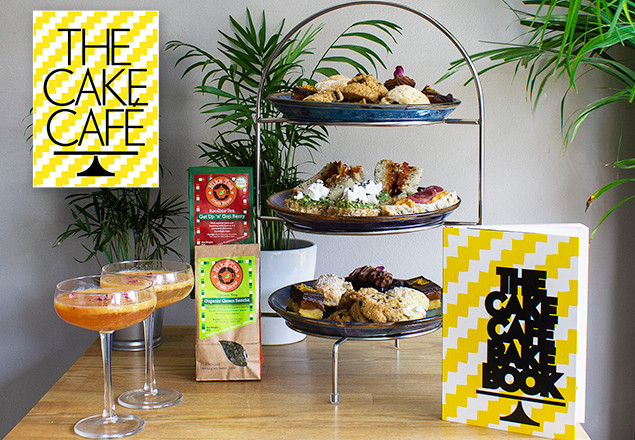 Afternoon Tea for two delivered to your home