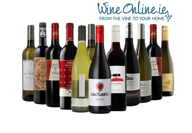Christmas Wine Collection by WineOnline