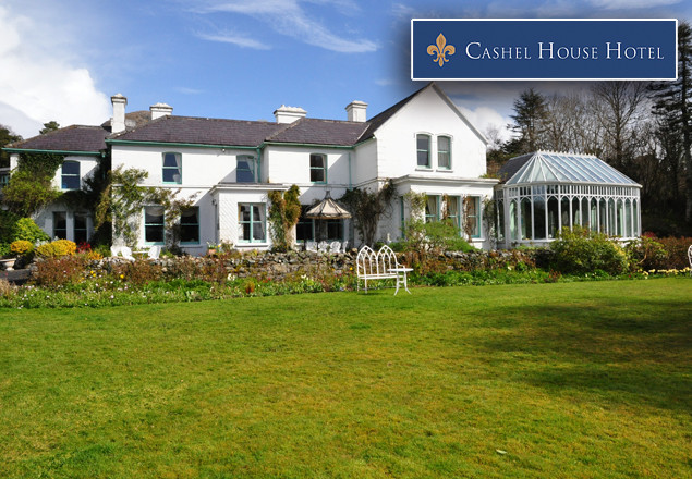 2 night stay at Cashel House