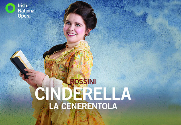 Rossini's Cinderella at Bord Gáis Energy Theatre