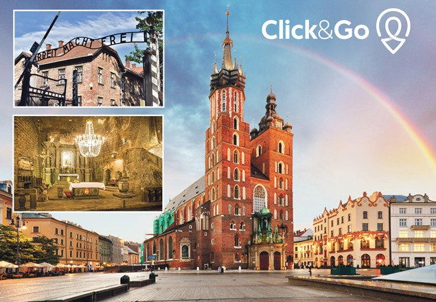 Click and Go Krakow City Break 12 November