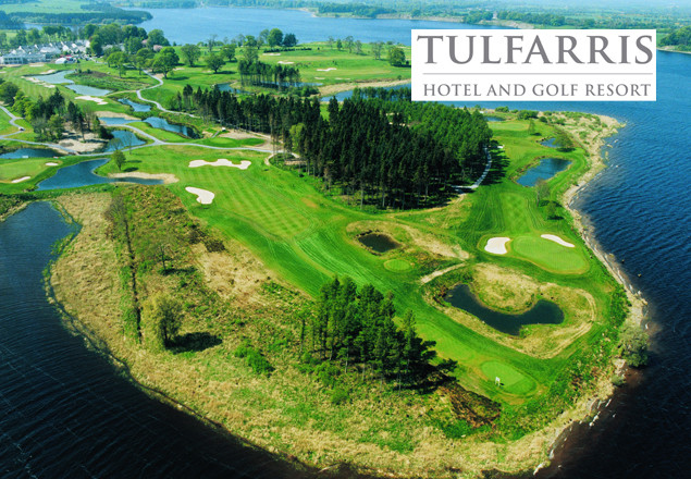 One night midweek stay at Tulfarris Hotel