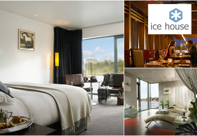 Overnight stay at The Ice House Hotel