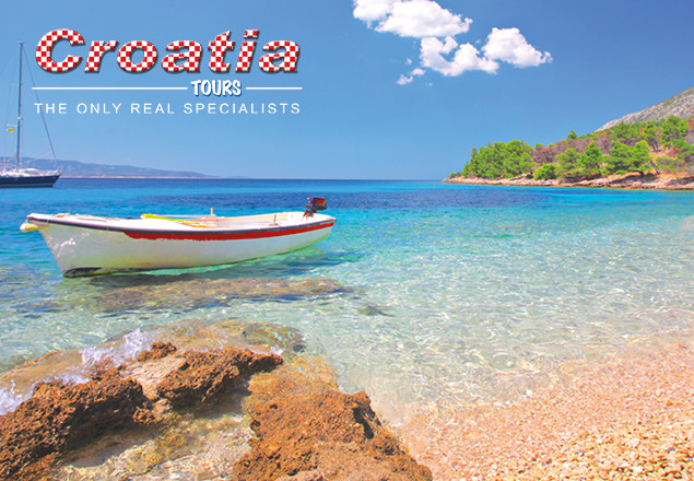 1 week trip to Croatia with Croatia tours