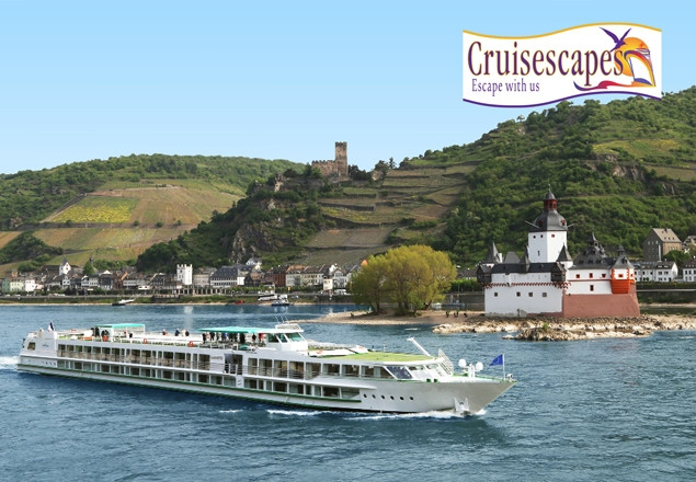 Three Countries Danube River Cruise