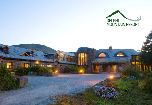 3 nights BB1D for two at Delphi Mountain Resort