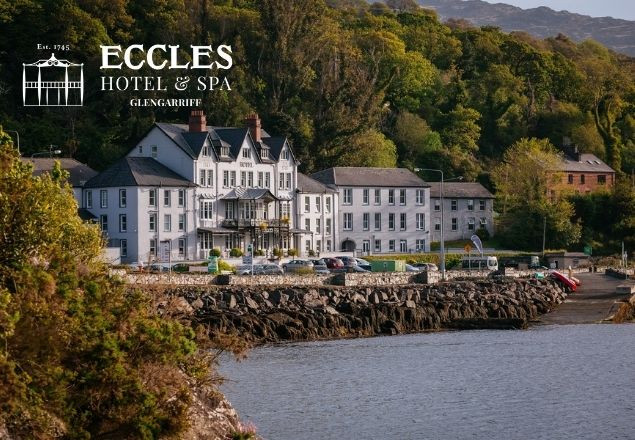 Luxury West Cork escape for two