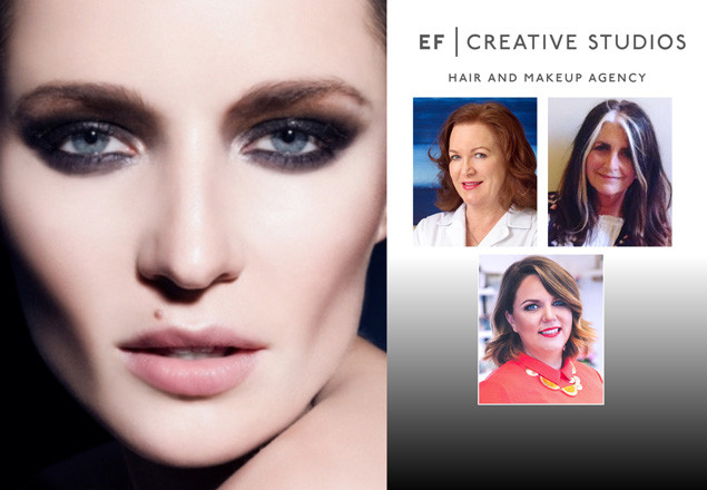 Make up / Styling Class at EF Creative
