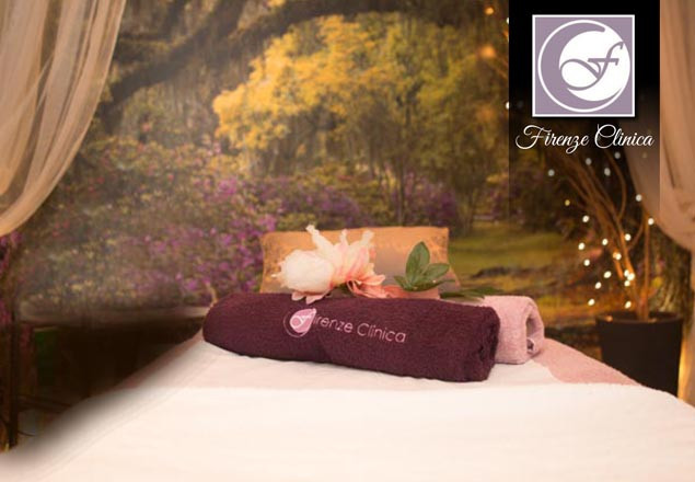 ACAI & BLUEBERRY PAMPER PACKAGE @ FIRENZE