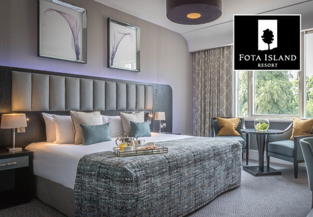 Two night stay at the Fota Island Resort