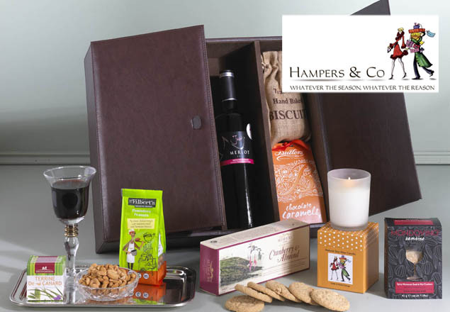 Gift Box from Hamper & Co