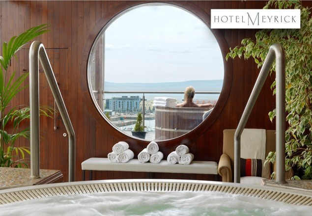 One night stay for two in Hotel Meyrick