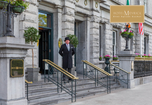 Hotel Meyrick 1 night stay in suite €179