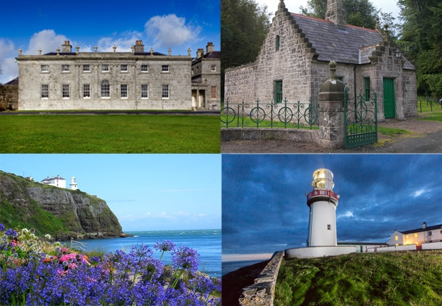 Voucher For Irish Landmark Trust - Irish landmarks