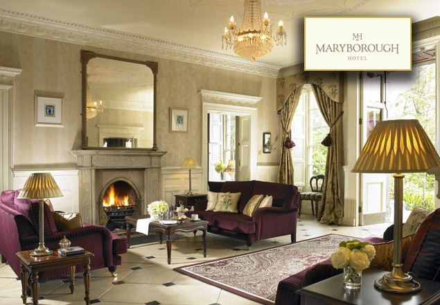2 nights for 2 in Maryborough Hotel & Spa