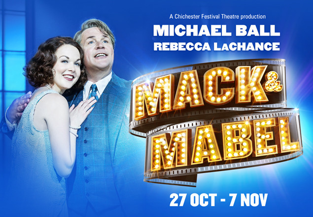 Premium ticket to Mack & Mabel at BGET