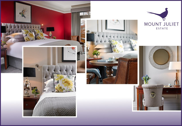 1 night Stay in Mount Juliet