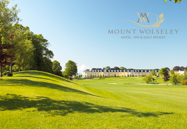 Luxury Spa & Golf Break, Mount Wolseley Hotel