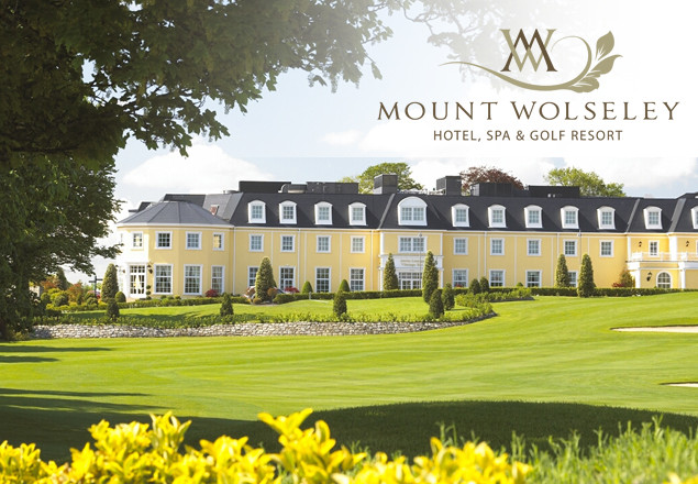 1 night Stay + dinner at Mount Wolseley Hotel