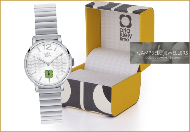 Orla Kiely Watch from Campbell Jewellers