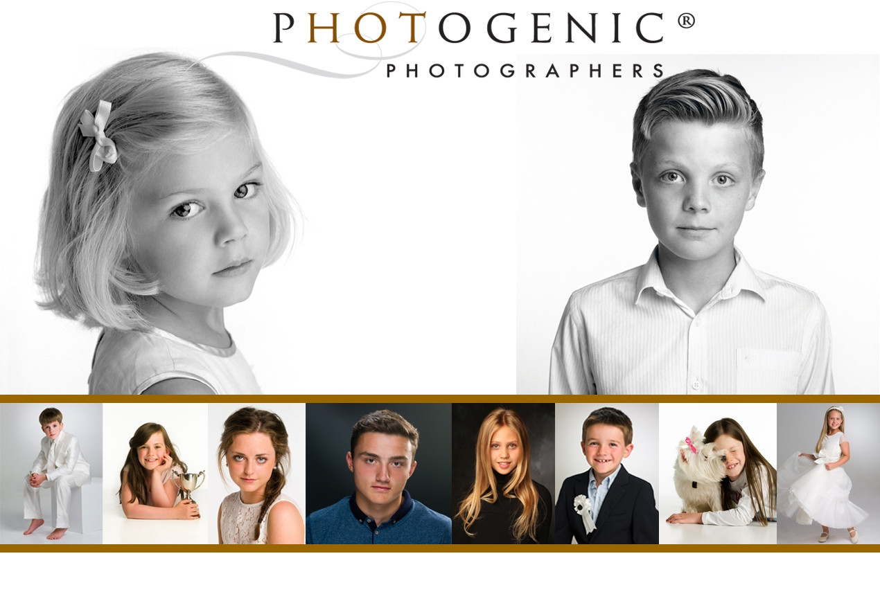 Photogenic premium child portrait special