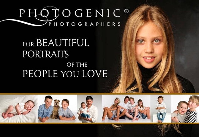 Portrait Special from PHOTOGENIC of Dalkey
