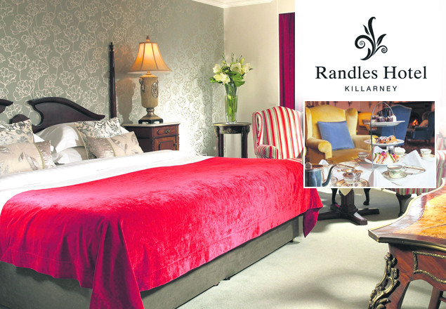 Two or three night stay in Randles Hotel