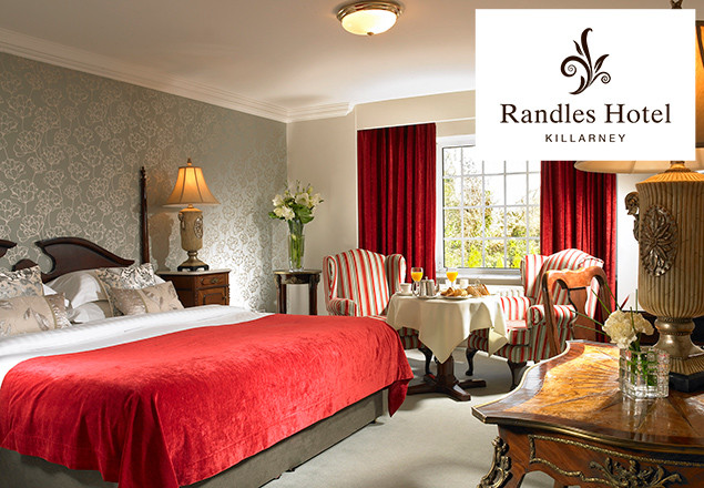 2 nights at Randles Hotel, Killarney
