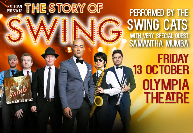 Ticket to The Story of Swing Olympia Oct 13th