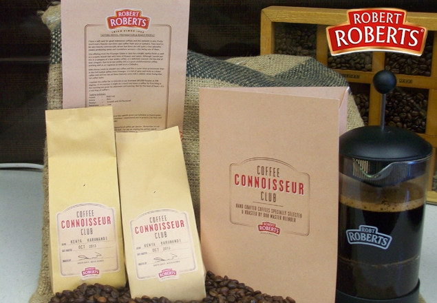 Robert Roberts Coffee Connoisseur Club